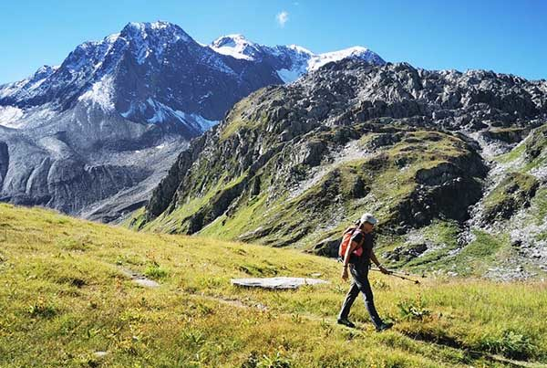 Hiking in the Swiss Alps. Tours in Switzerland with Alps and Beyond.