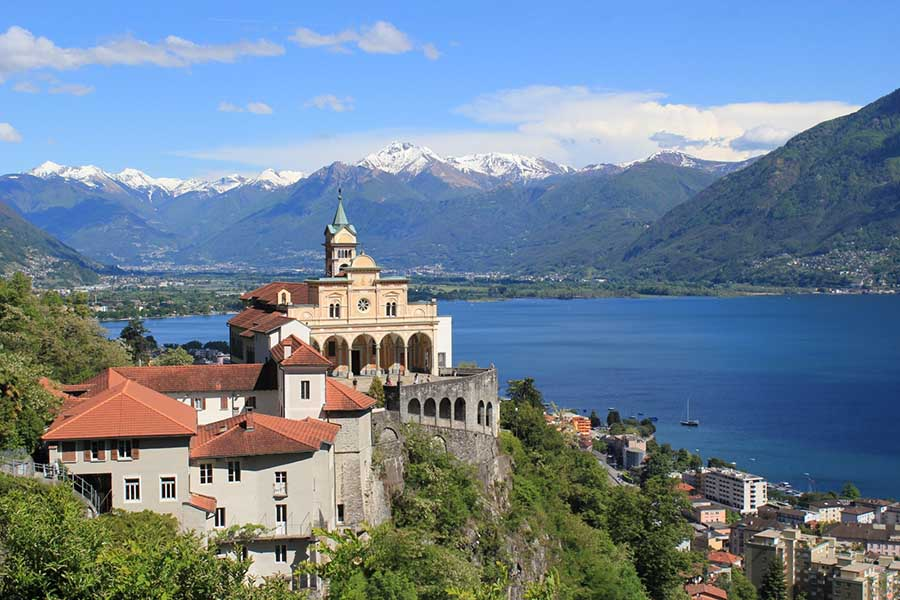 alps and beyond | ticino | santuario madonna del sasso