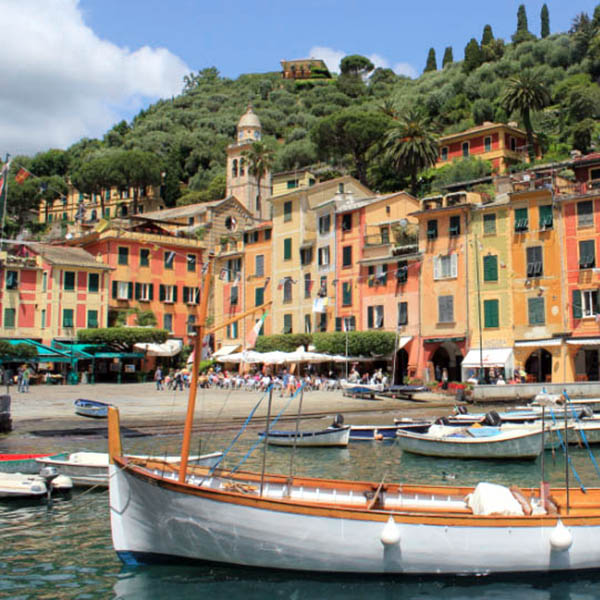 hiking in cinque terre and portofino