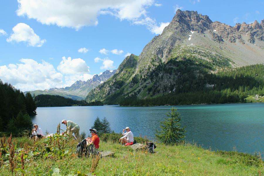 il grande sentiero dei walser | alpe e lago devero