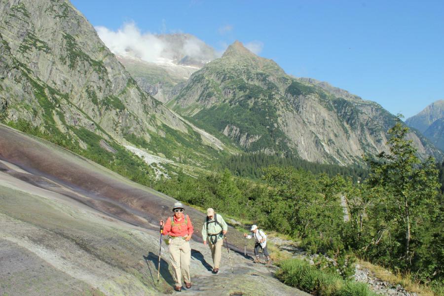 il grande sentiero dei walser | passo del grimsel