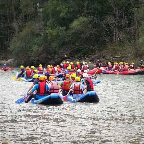 esperienze | incentivi | rafting