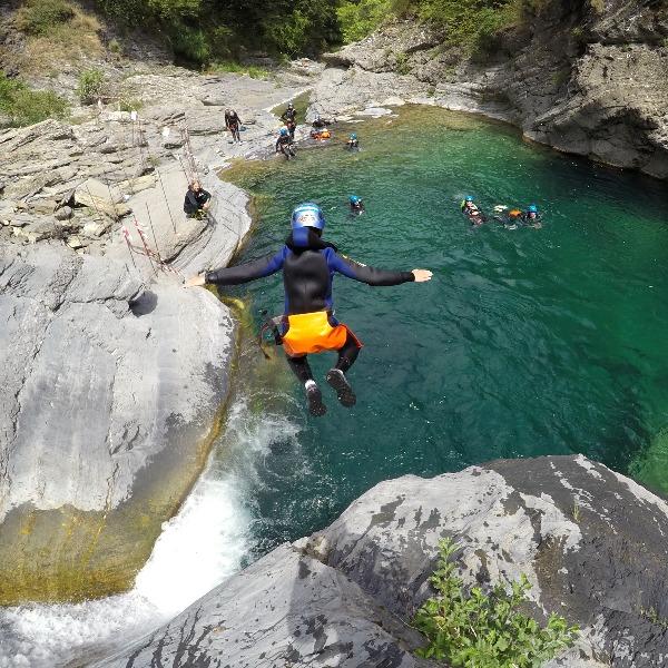 esperienze | sport ed adrenalina | canyoning