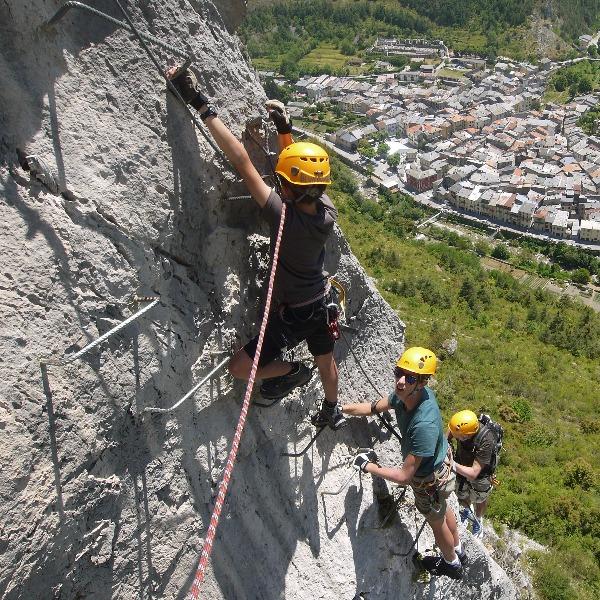 esperienze | sport ed adrenalina | via ferrata