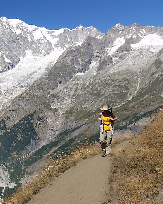alps and beyond | walking and hiking tours