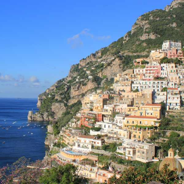 amalfi coast-realm of the gods-positano
