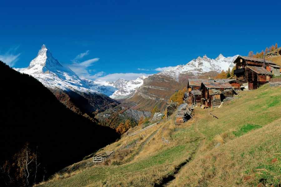 undiscovered valais | zermatt | copyright swiss-image