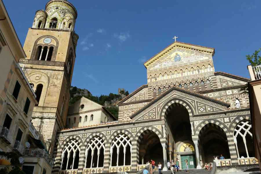 amalfi coast-realm of the gods-amalfi