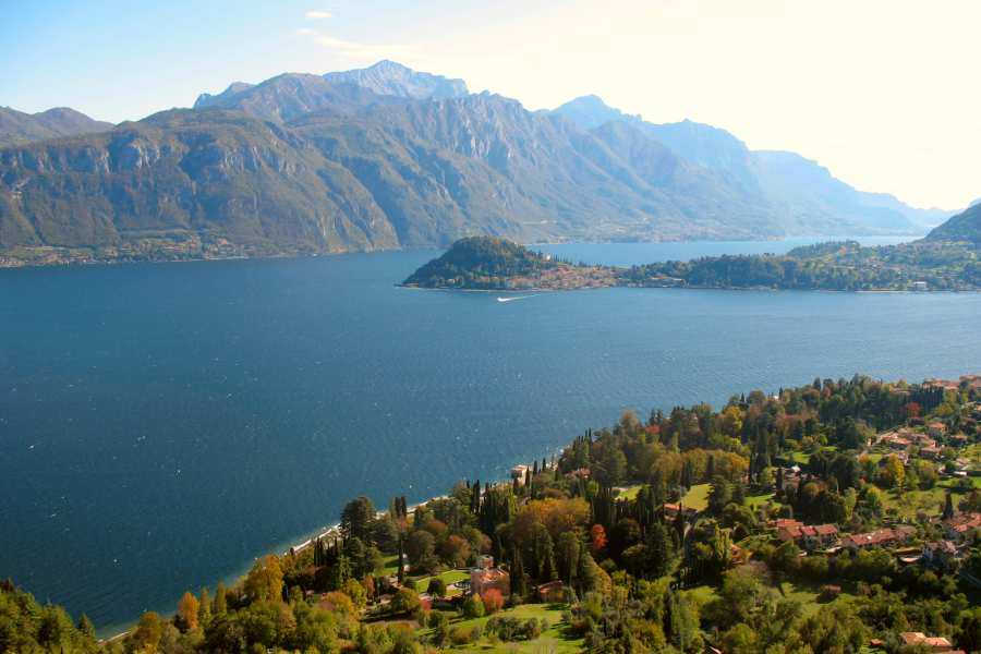 the italian lakes region-lake como and bellagio