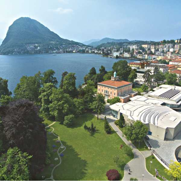 lugano | historical centre & lake cruise | panorama