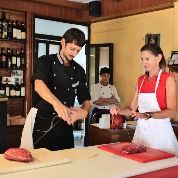 esperienze | corsi di cucina | la carne