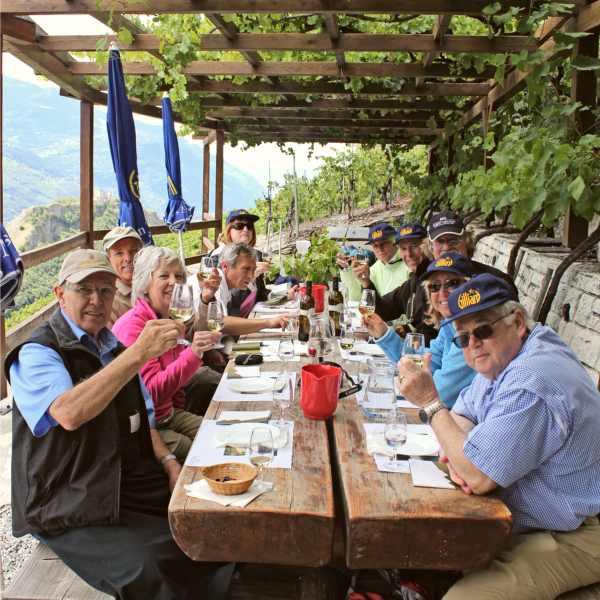 esperienze | degustazioni di vino in vallese