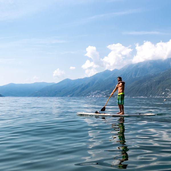 esperienze | attività acquatiche | stand-up paddle