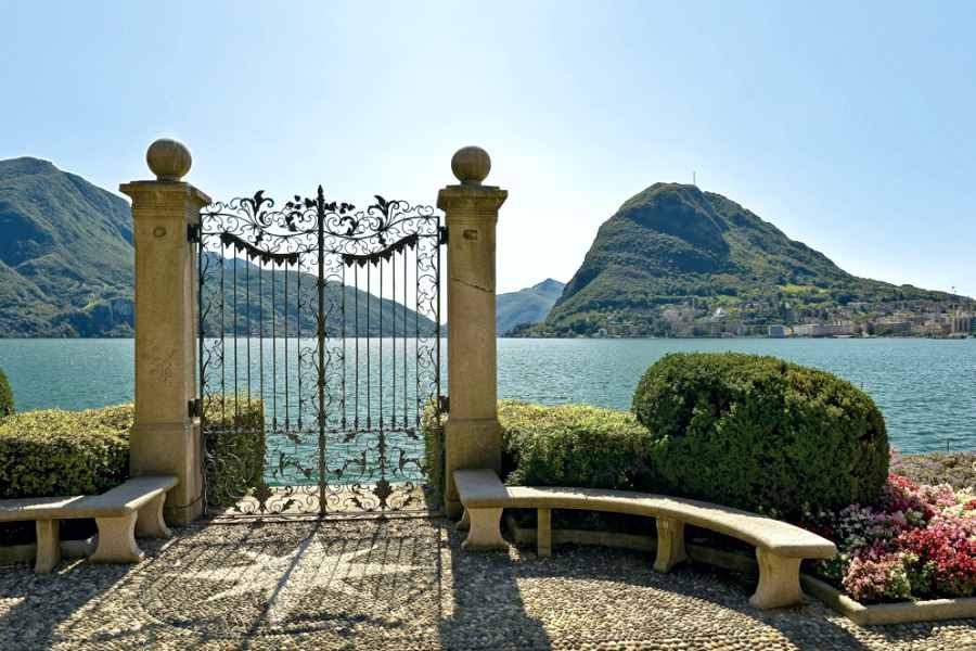 lugano | historical centre & lake cruise | view