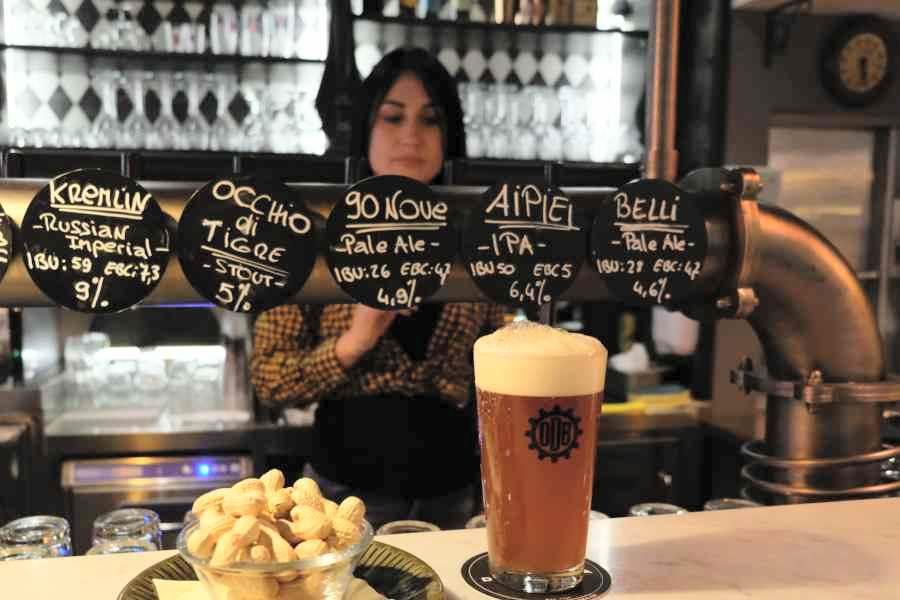 medioevo e micro birrerie   birra artigianale