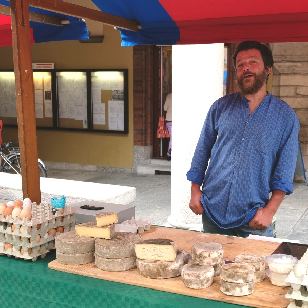 from farm to table | culinary secrets | bellinzona market